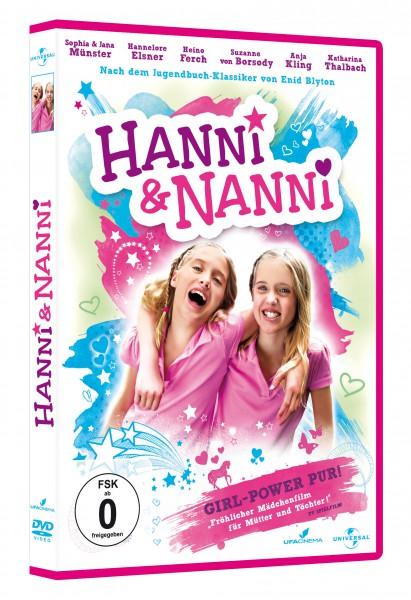 Hanni & Nanni (DVD)