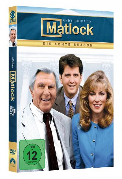 Matlock - Season 8