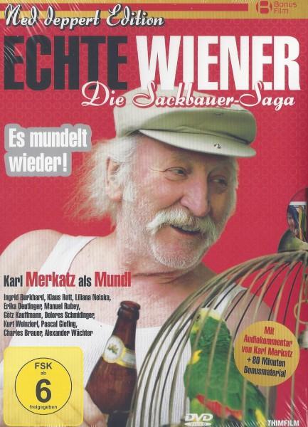 Echte Wiener 1 - Sackbauer Saga (Ned Deppat Edition) (DVD)