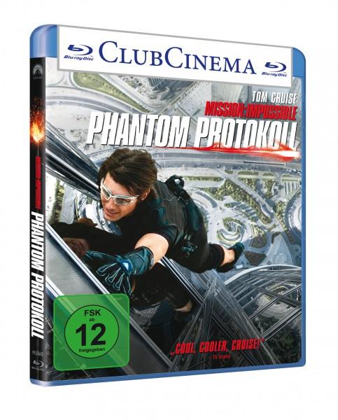 Mission: Impossible 4 - Phantom Protokoll Blu-ray)