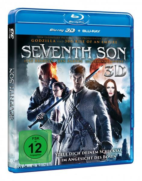 Seventh Son 3D (Blu-ray 3D + Blu-ray)