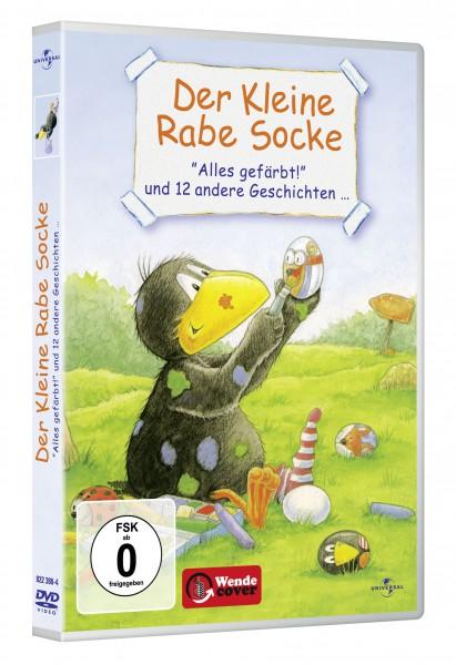 Der kleine Rabe Socke - Alles gefärbt!