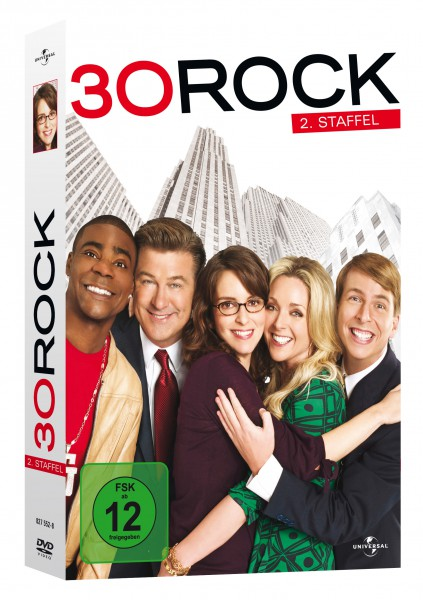 30 Rock - 2. Staffel