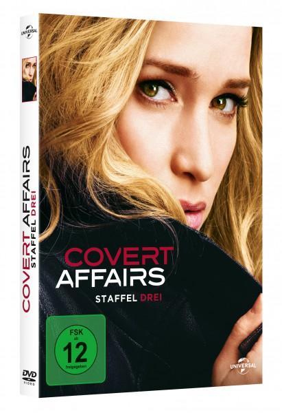 Covert Affairs - Staffel Drei