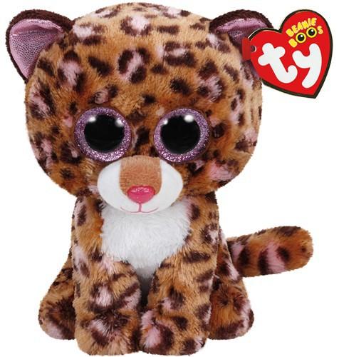 Beanie Boos Glubschi - Patches, Leopard (ca.15cm)