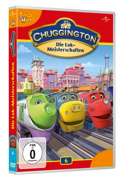 Chuggington - Die Lok-Meisterschaften (Vol. 6)