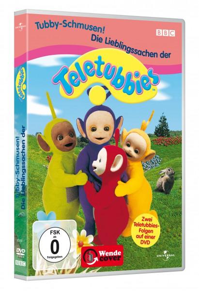 Teletubbies - Tubby-Schmusen! - Die Lieblingssachen der Teletubbies