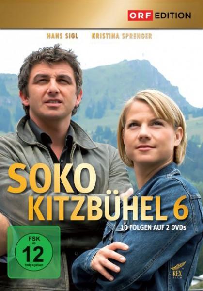 SOKO Kitzbühel - Staffel 6 (2 DVDs)
