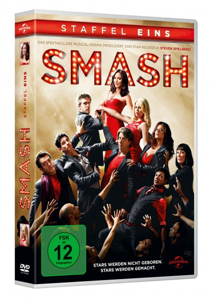 Smash - Staffel 1