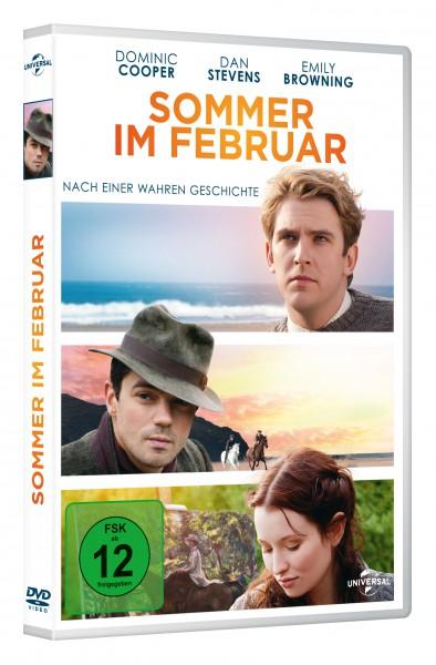 Sommer im Februar (DVD)