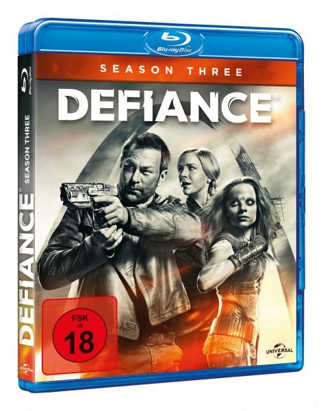 Defiance - Season 3 (Blu-ray)