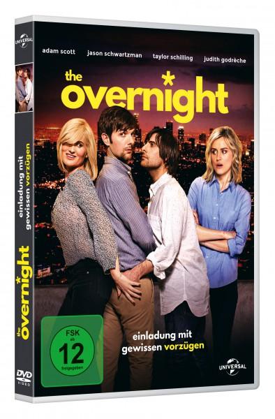 The Overnight - Einladung mit gewissen Vorzügen (DVD)