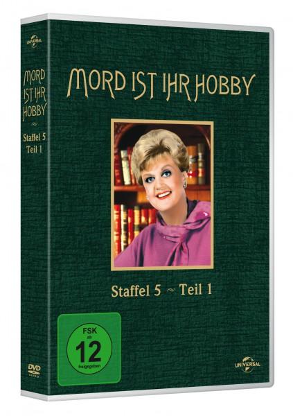 Mord ist ihr Hobby - Staffel 5.1 (3 Discs)