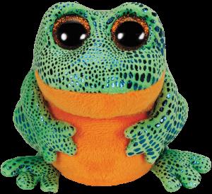 Beanie Boos Glubschi - Speckles, Frosch grün (ca.15cm)