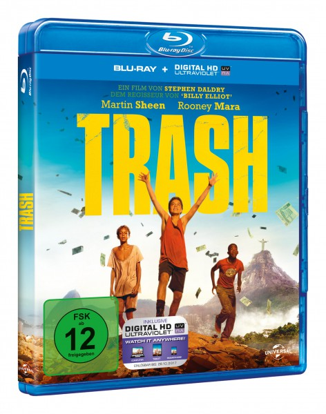 Trash (Blu-ray)