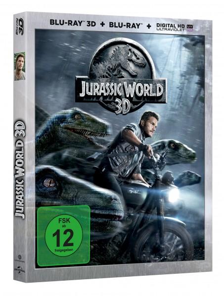 Jurassic World 3D (+ Blu-ray) [Blu-ray 3D]