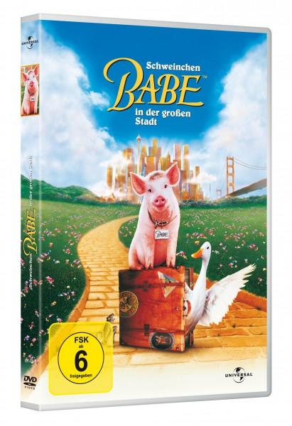 Schweinchen Babe in der großen Stadt (DVD)