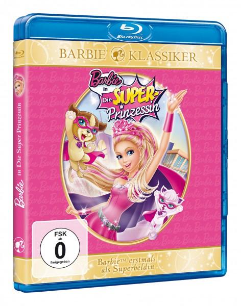 Barbie - in: Die Super-Prinzessin (Blu-ray)