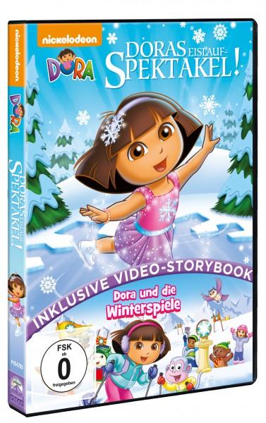 Dora: Doras Eislauf-Spektakel