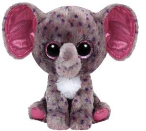 Beanie Boos Glubschi - Specks, Elefant gepunktet (ca.15cm)