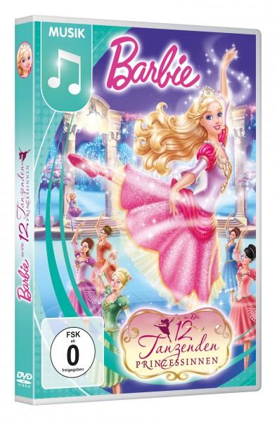 Barbie - in: Die 12 tanzenden Prinzessinnen (DVD)