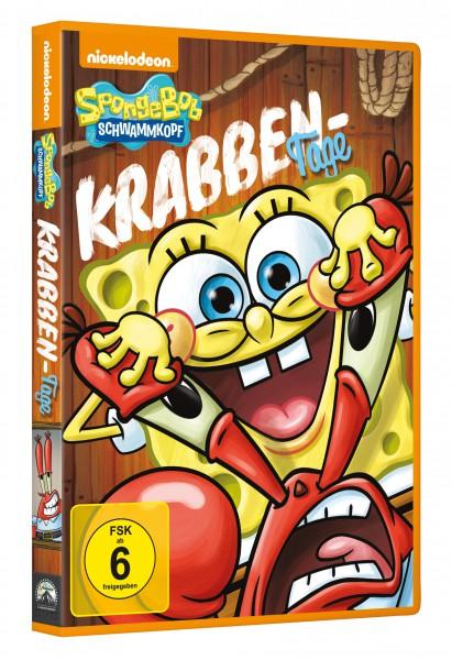 SpongeBob Schwammkopf - Krabben-Tage (DVD)