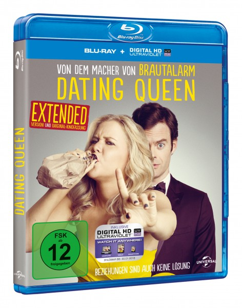 Dating Queen - Extended Version (Blu-ray)