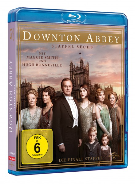Downton Abbey - Staffel 6 (Blu-ray)