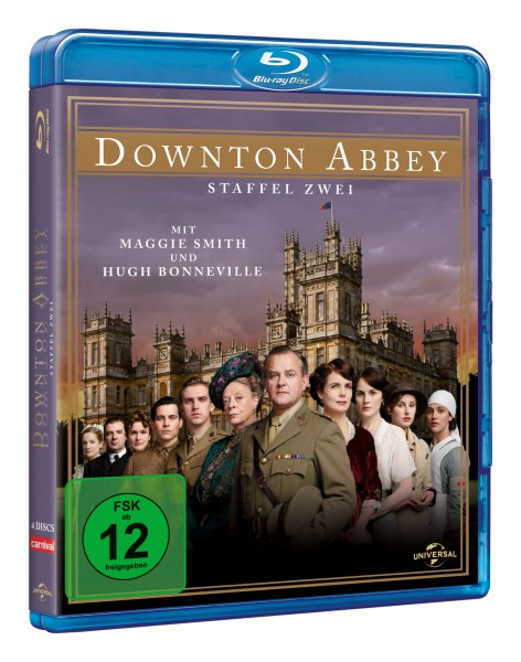Downton Abbey - Staffel 2 (Blu-ray)
