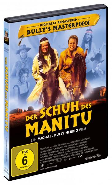 Der Schuh des Manitu (Remastered) (DVD)