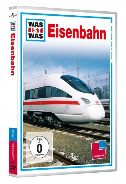 Was ist was - Eisenbahn