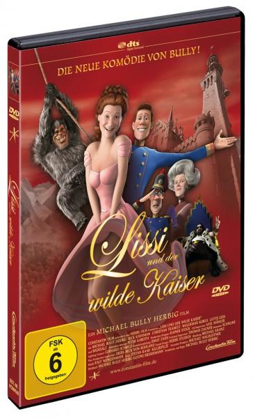 Lissi und der wilde Kaiser (DVD)