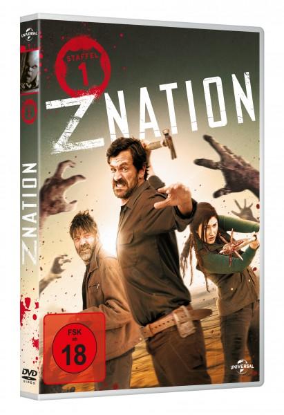 Z Nation - Staffel 1 (DVD)