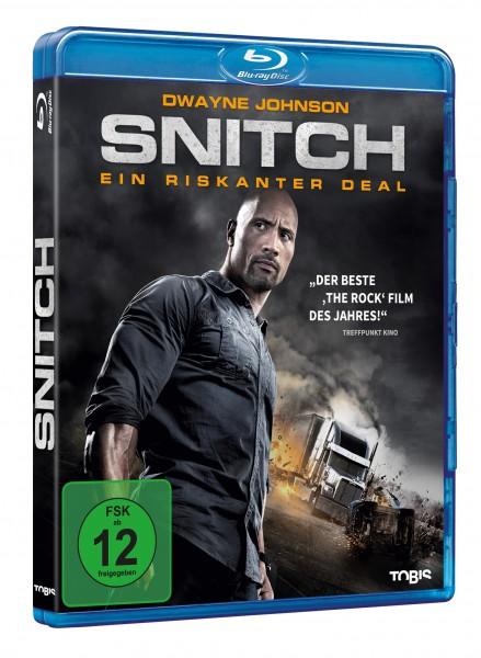 Snitch - Ein riskanter Deal (Blu-ray)