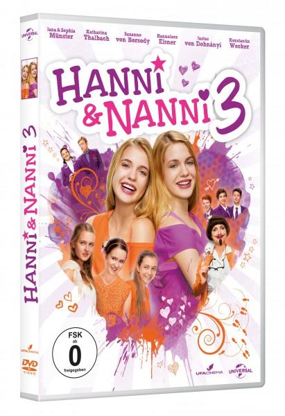 Hanni & Nanni 3 (DVD)