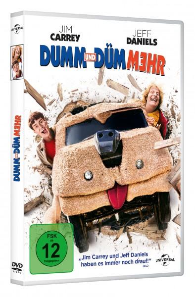Dumm und Dümmehr (DVD)
