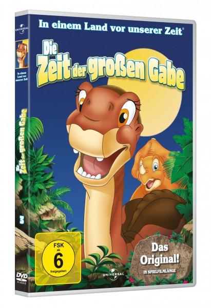 In einem Land vor unserer Zeit - Die Zeit der großen Gabe (DVD)