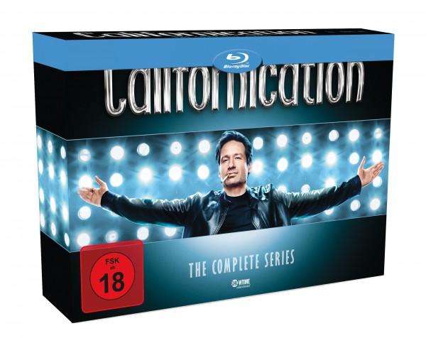 Californication - Complete Box (Blu-ray, 16 Discs)