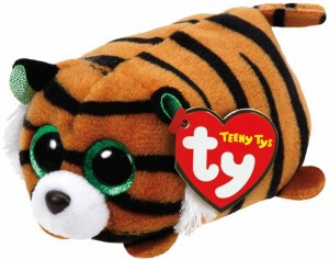 Teeny Ty´s - Tiger / Tiggy ca. 10cm