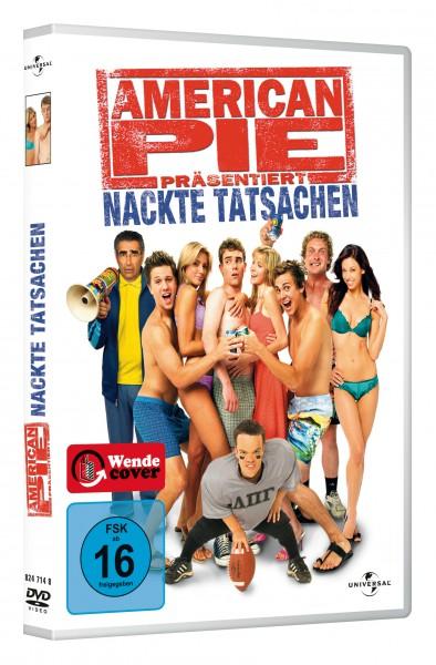 American Pie präsentiert: Nackte Tatsachen (DVD)