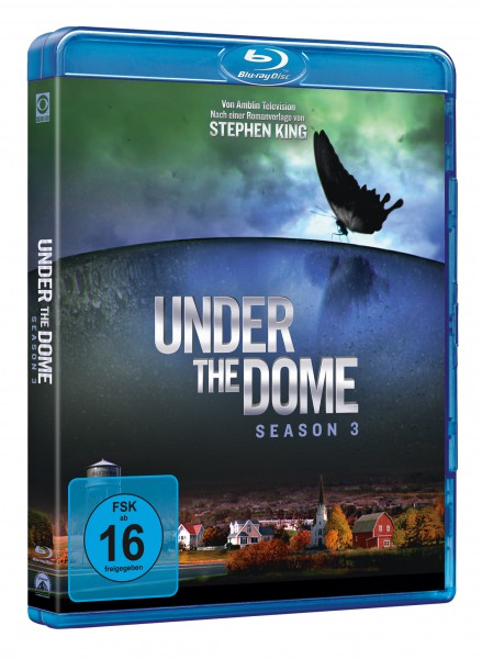 Under The Dome - Season 3 (Blu-ray)
