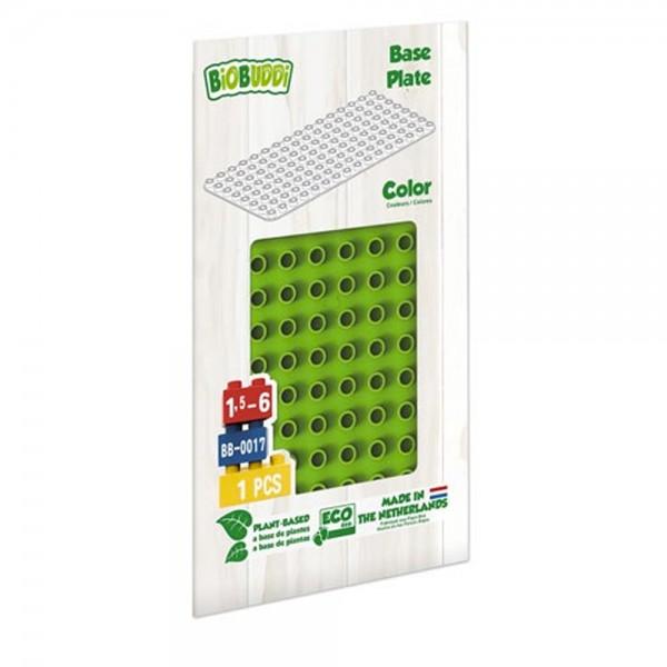 BioBuddi - Basic Platte: Grün ( aus Zuckerrohr)