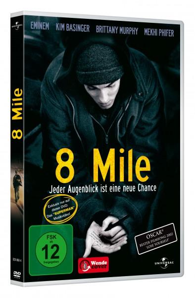 8 Mile - Jeder Augenblick ist eine neue Chance (DVD