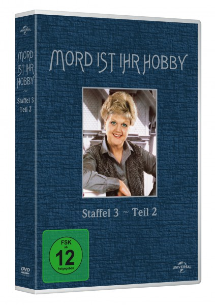 Mord ist ihr Hobby - Staffel 3.2 (3 Discs)