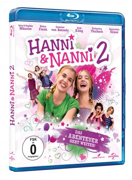 Hanni & Nanni 2 (Blu-ray)