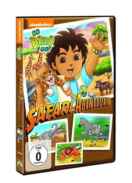Go Diego Go!: Safari-Abenteuer