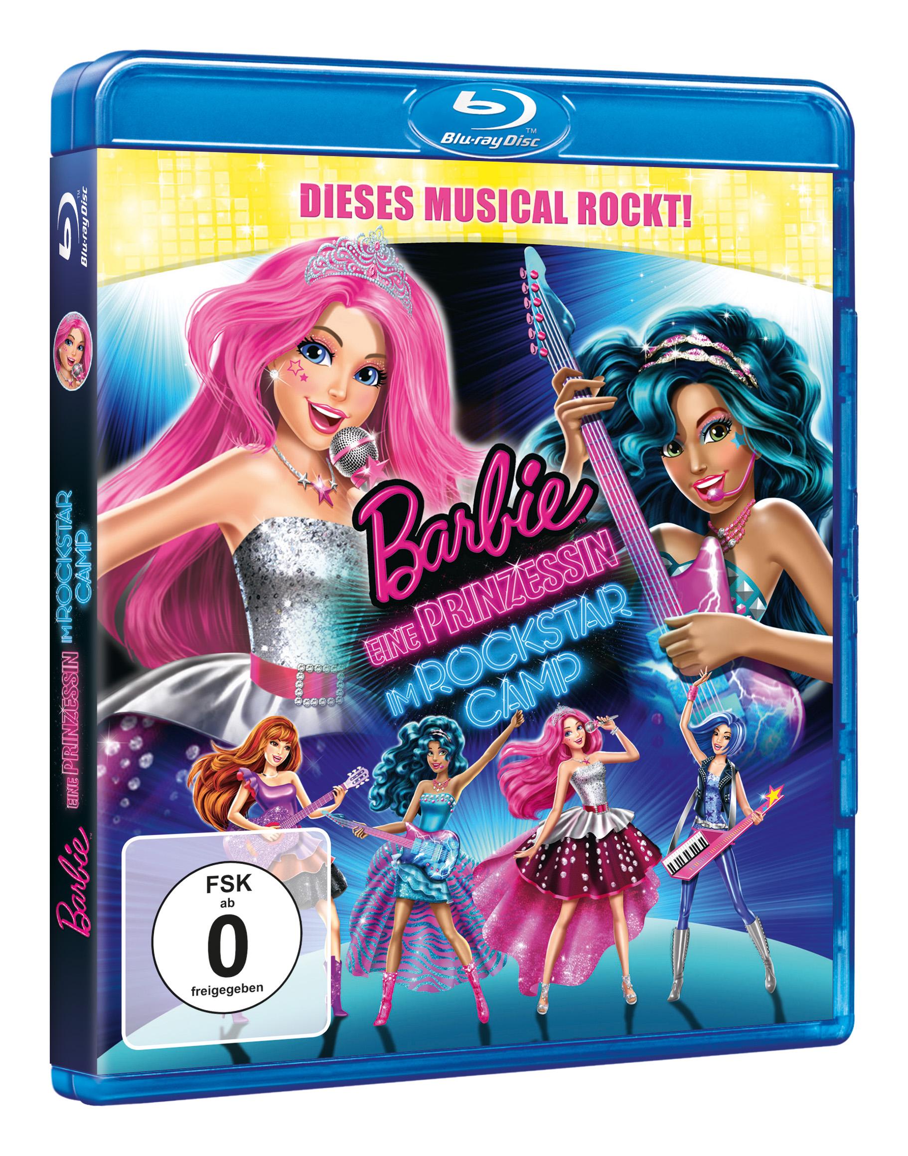 Barbie Eine Prinzessin Im Rockstar Camp Streamcloud