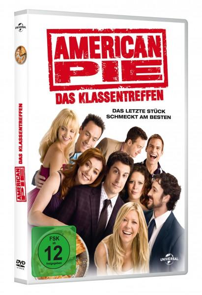 American Pie: Das Klassentreffen (DVD)