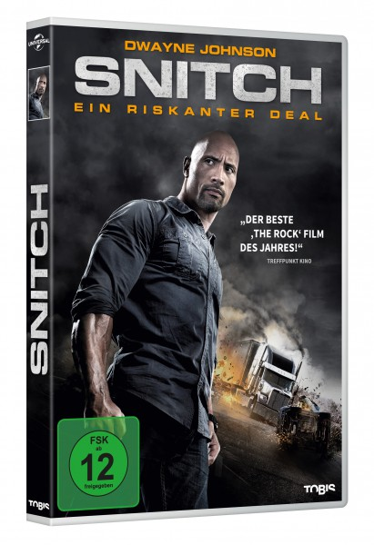 Snitch - Ein riskanter Deal (DVD)