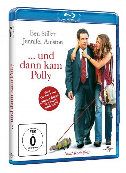 ... und dann kam Polly (Blu-ray)